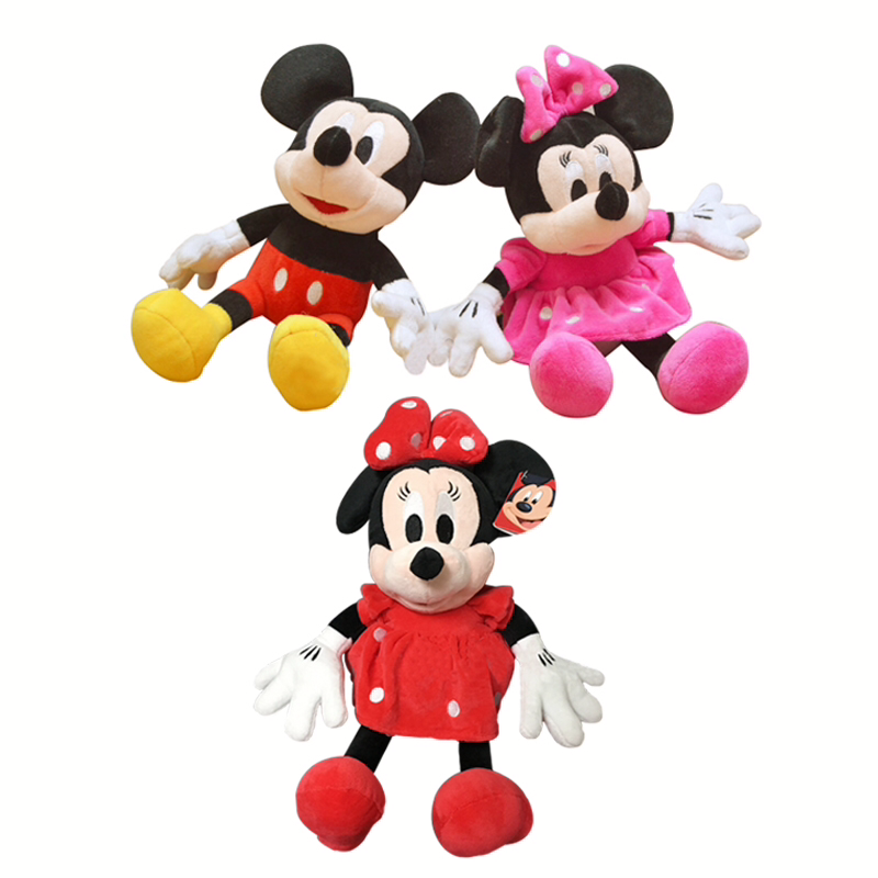 Mickey-Mouse-Plush-Mickey-and-Friends-Authentic-Disney-Plush-80cm thumbnail 7
